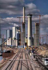 HDRI Industriehafen Mannheim