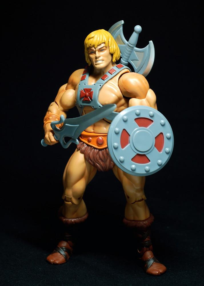 Wertvolle He-Man Figuren