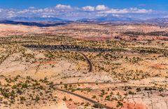 Head of the Rocks Overlook 1, Utah, USA