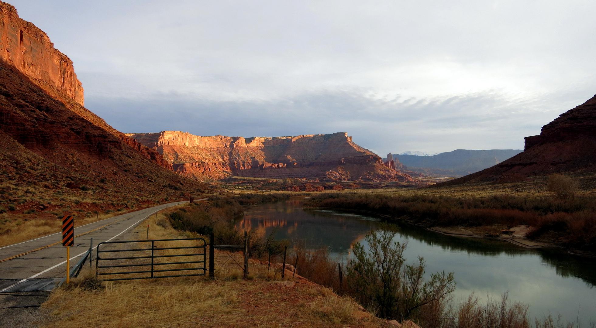 heading to Moab