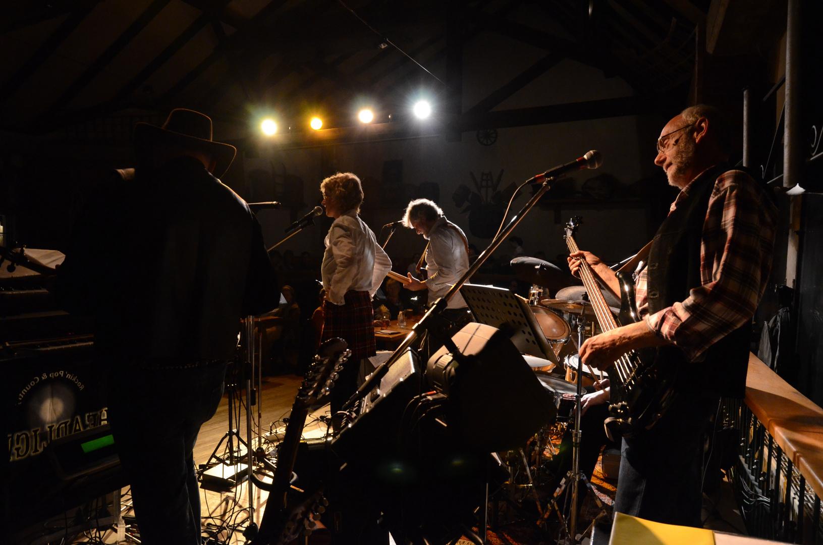 Headlight in concert