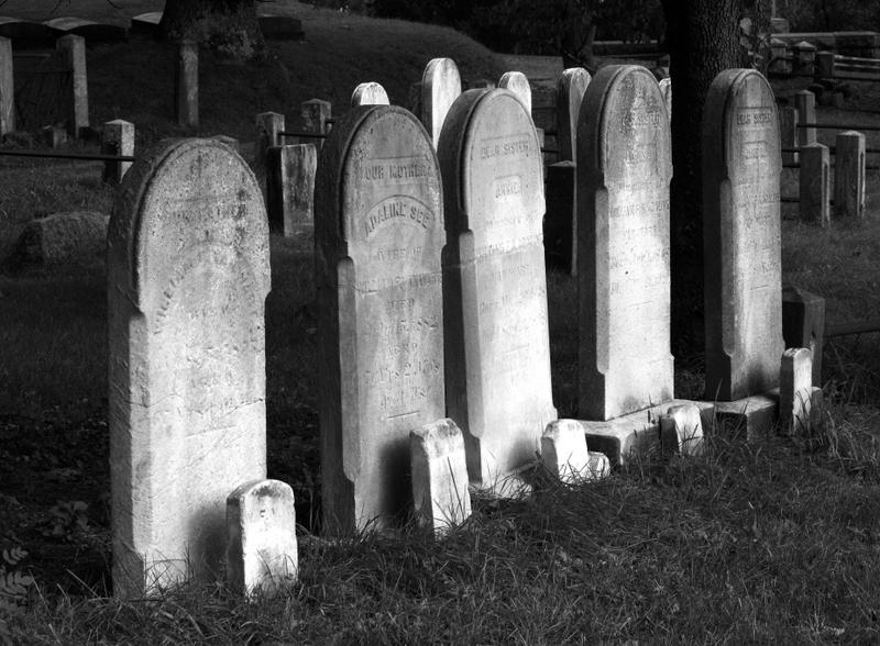 Headstone Row