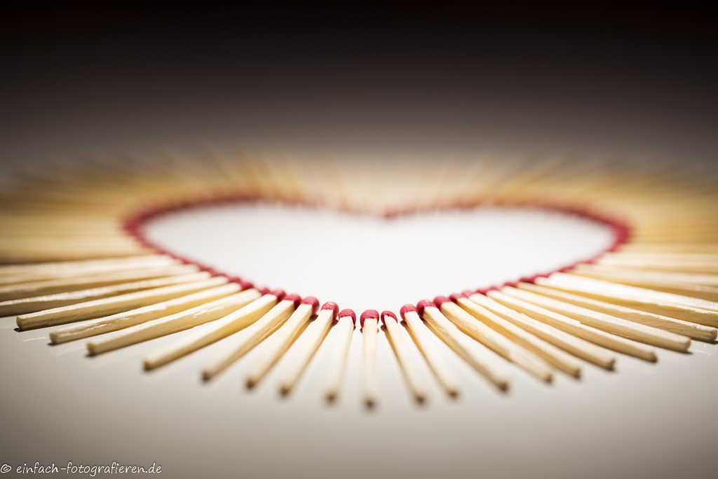 Heart of matches