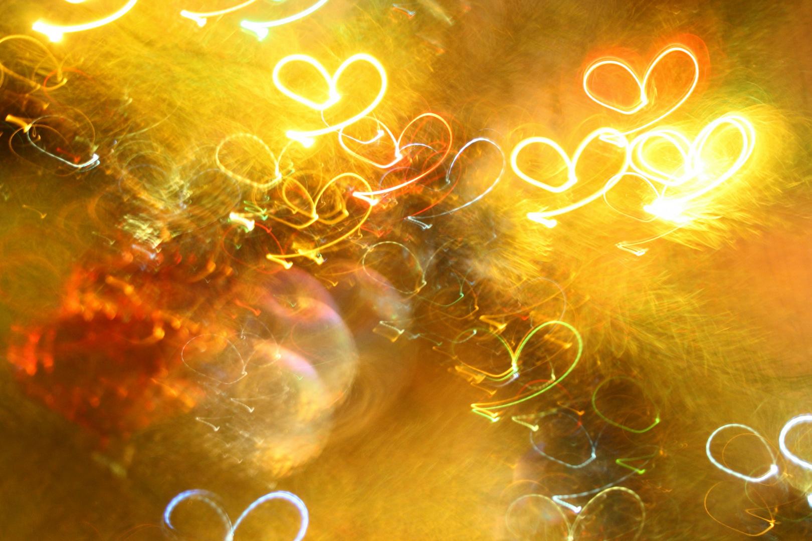 Hearts of light