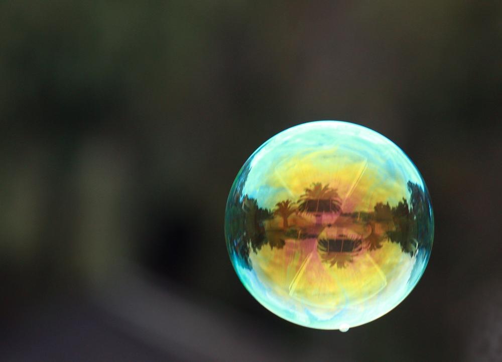 Heaven in a Bubble