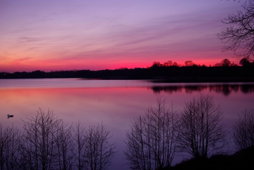 heaven in lake