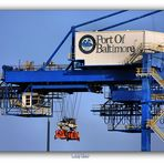 Heavy Lifter, Port of Baltimore