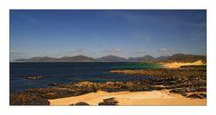 Hebridean Tour:     Another Beach on South Harris