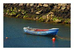Hebridean Tour: Another Wee Fishing Boat - Fischerboot