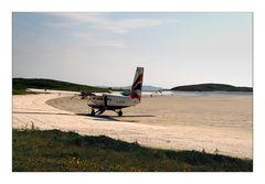 Hebridean Tour:       Beach Landing - Strandlandung