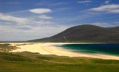 Hebridean Tour: Beach on South Harris _ pol