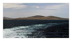 Hebridean Tour: Ferry to Harris - Fähre nach Harris