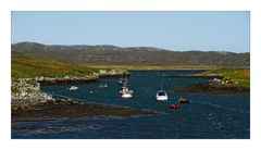 Hebridean Tour: Natural Harbour - Naturhafen