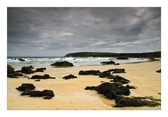 Hebridean Tour:               Ness Beach