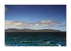 Hebridean Tour: On the ferry from Barra /Auf der Fähre von Barra