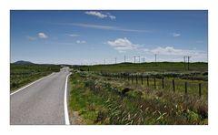 Hebridean Tour: Single Track Road