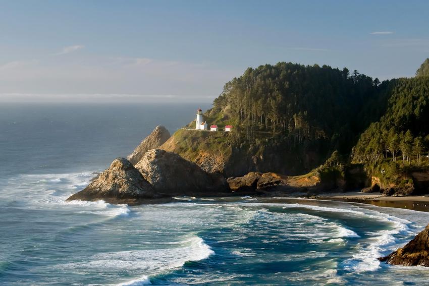 Heceta Head Lighthouse - Oregon - USA