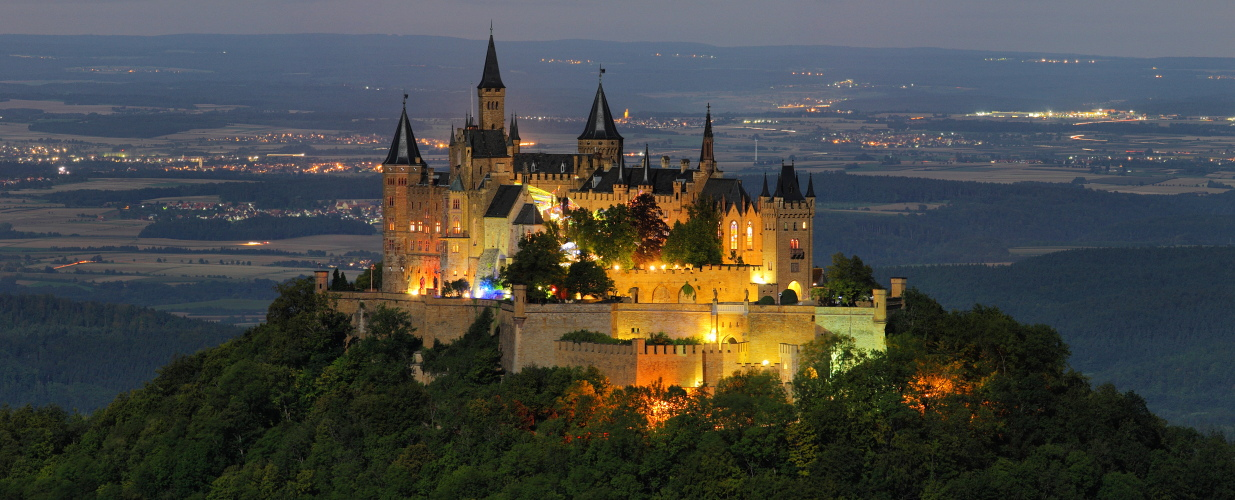 Hechingen Burg Hohenzollern Foto Bild Deutschland Europe