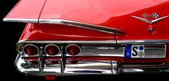 Heck eines Chevrolet Imperial