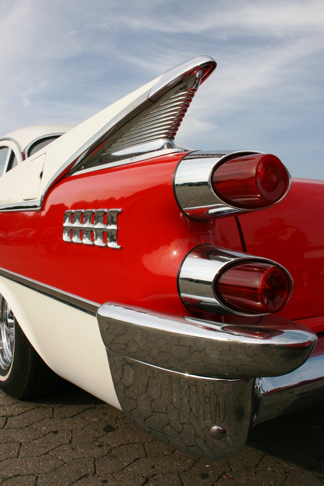 Heckleuchte 2: 1959 Dodge Coronet