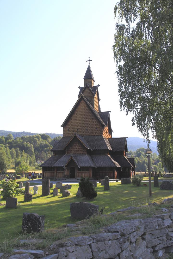 Heddal-Stabkirche 2