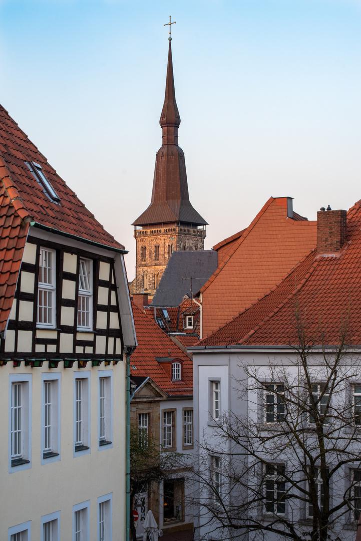 Heger Viertel in Osnabrück