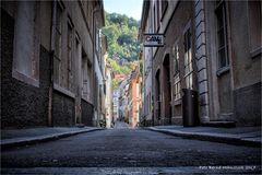 Heidelberg ..... Abseitz der Touristenpfade