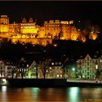 Heidelberg bei Nacht #2