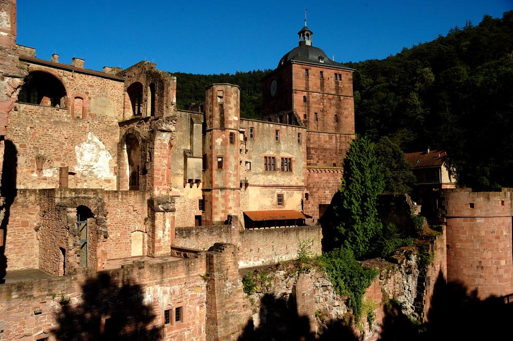Heidelberg - Bild 3 - Heidelberger Schloss