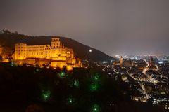 Heidelberg im November