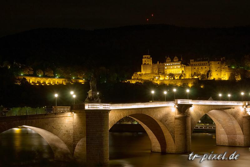 Heidelberg - Schloss & Alte Brücke