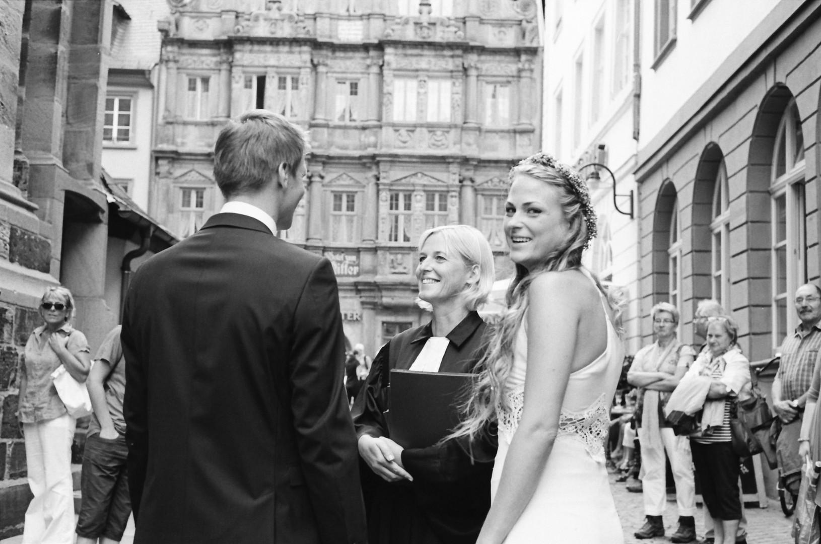 Heidelberger Hochzeiten I