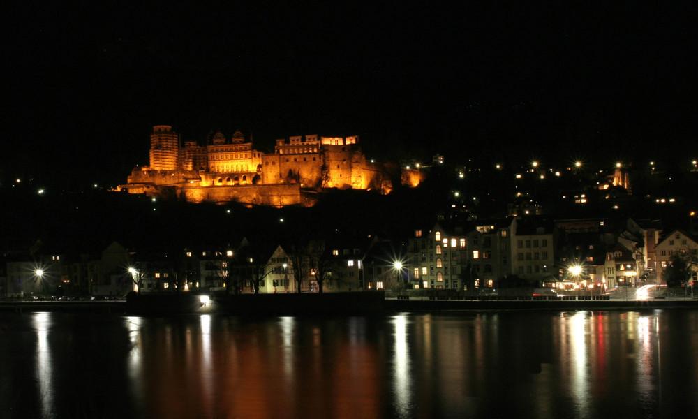Heidelberger Nachtschönheit