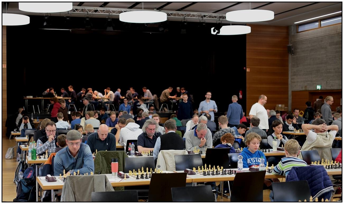 Heidelberger Schachherbst 2019