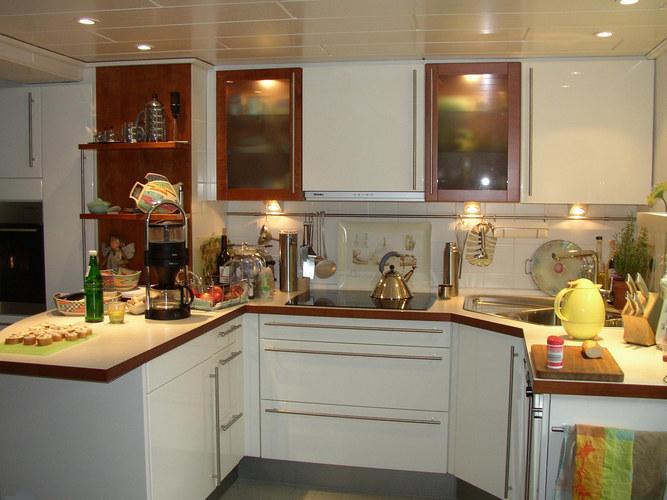 Heidis neue Küche