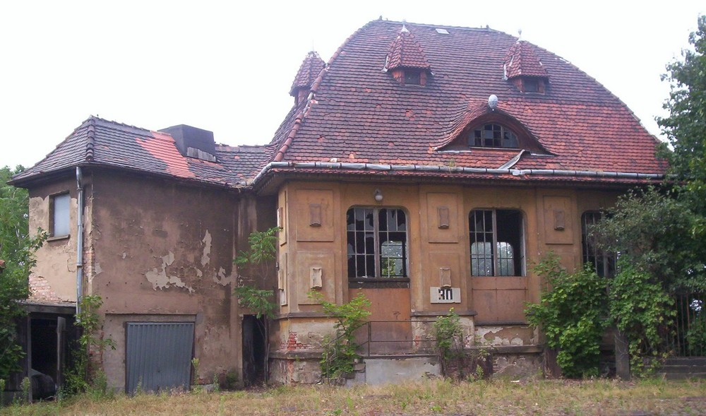 Heil- und Pflegeanstalt Pirna-Sonnenstein