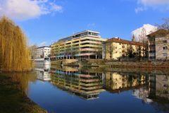 Heilbronn und endlich Sonne!