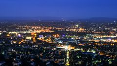 """Heilbronn zur """"Blauen Stunde"""""""