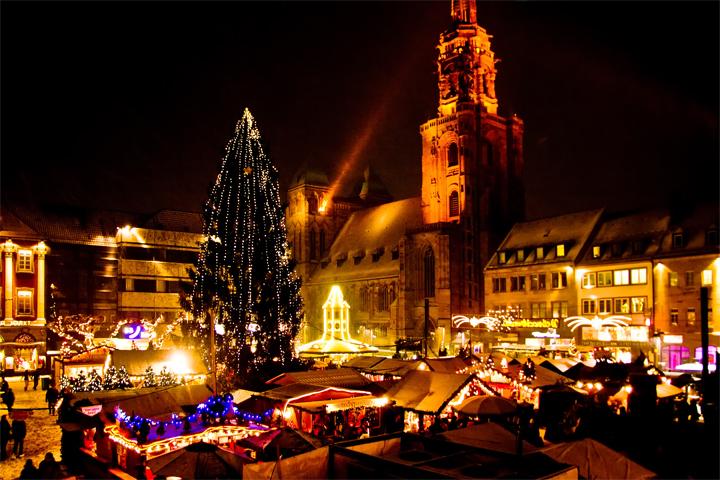 Weihnachtsmarkt Heilbronn.Heilbronner Weihnachtsmarkt Foto Bild Gratulation Und Feiertage