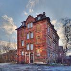 Heilbronner Ziegelsteine Architektur