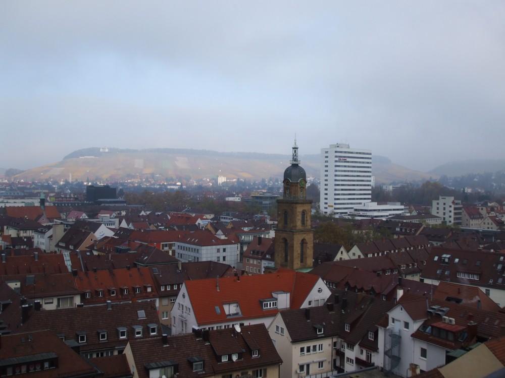 Heilbronns Dächer