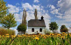 Heilig-Kreuz Kapelle bei Mertloch