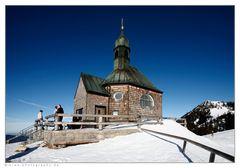 * Heilig Kreuz Kirche *