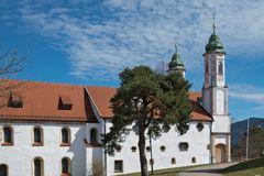 Heilig-Kreuz-Kirche auf dem Kalvarienberg in Bad Tölz