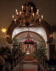 Heiligabend in St. Martin zu Morsum