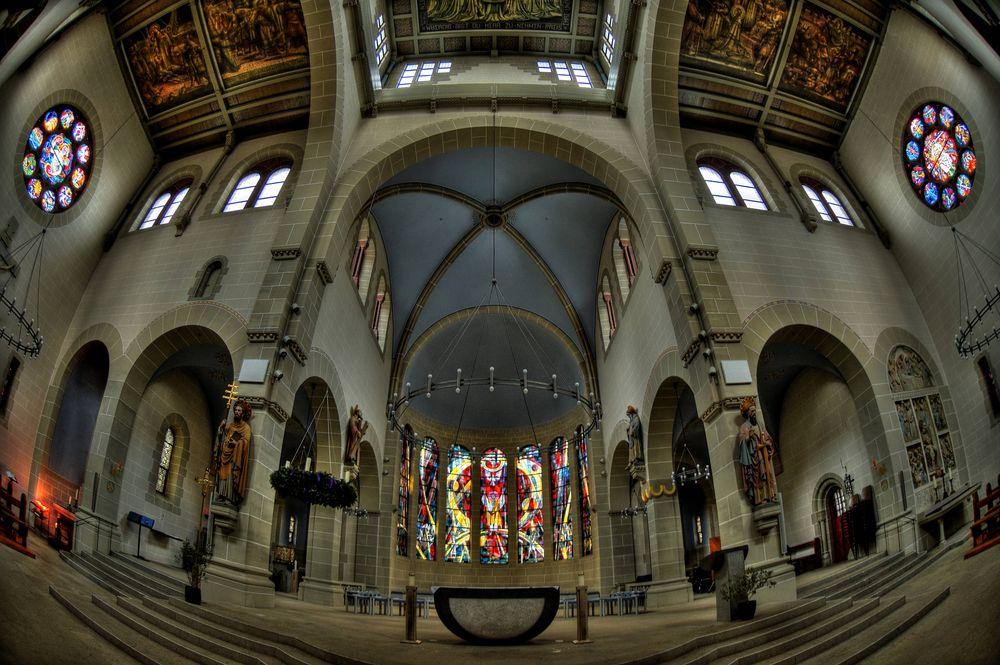 Heilige Dreifaltigkeit / Offenburg