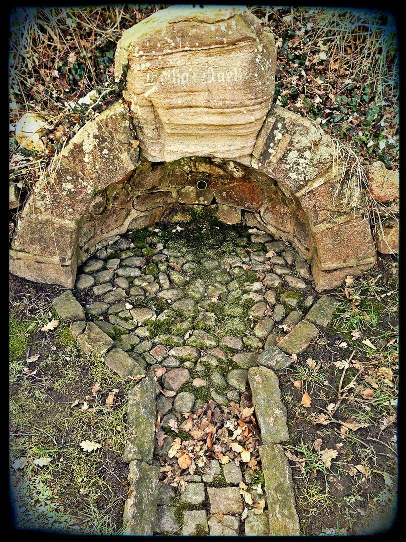 heilige Quelle Süderbrarup