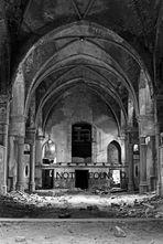 heilige Ruine