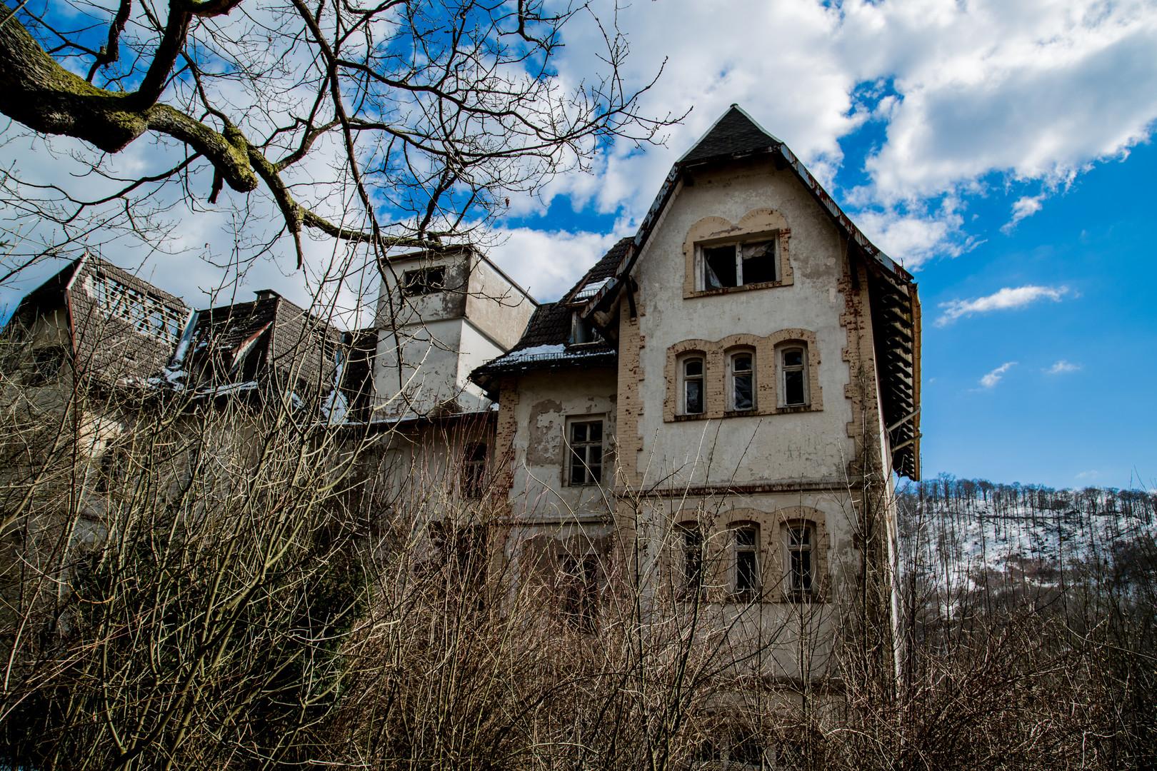 Heilstätte im Harz