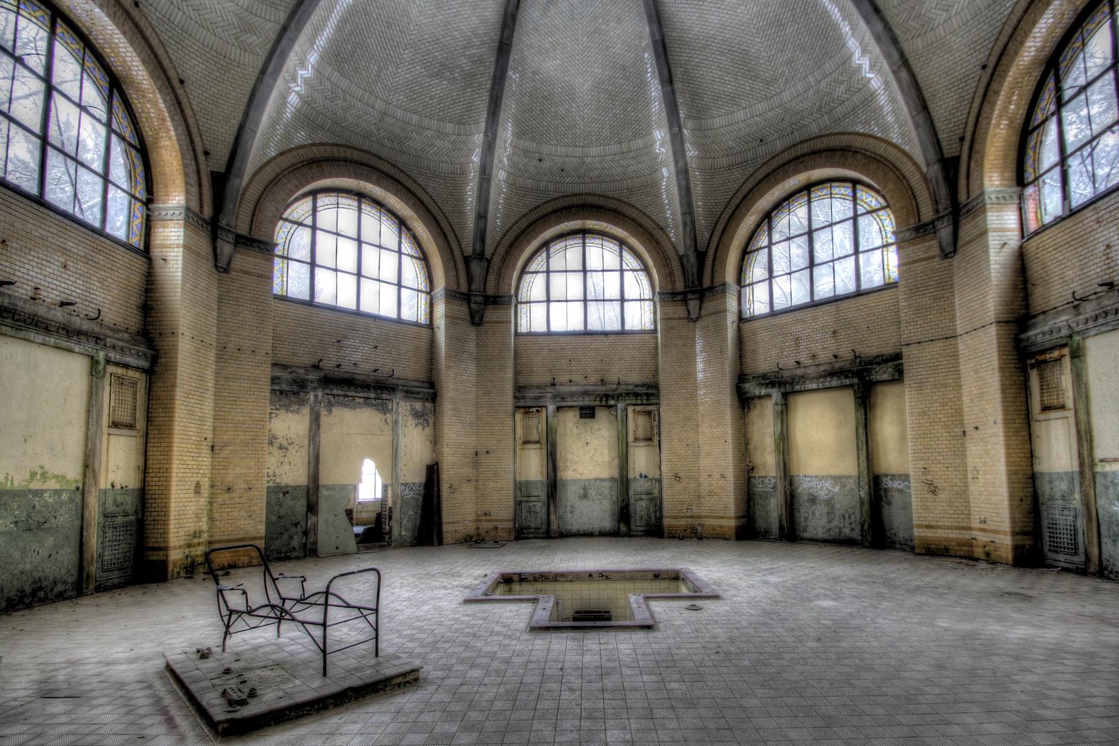 Heilstätten Beelitz 5
